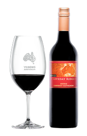 Loveday Ridge 2018 Shiraz Cabernet Sauvignon, South Australia